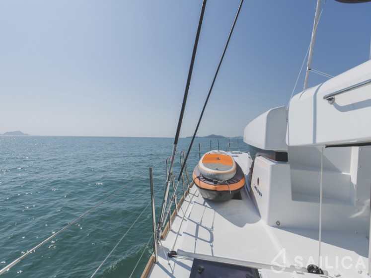 Lagoon 52F - Sailica Yacht Booking System #17