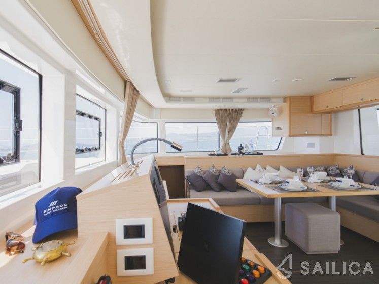 Lagoon 52F - Sailica Yacht Booking System #28