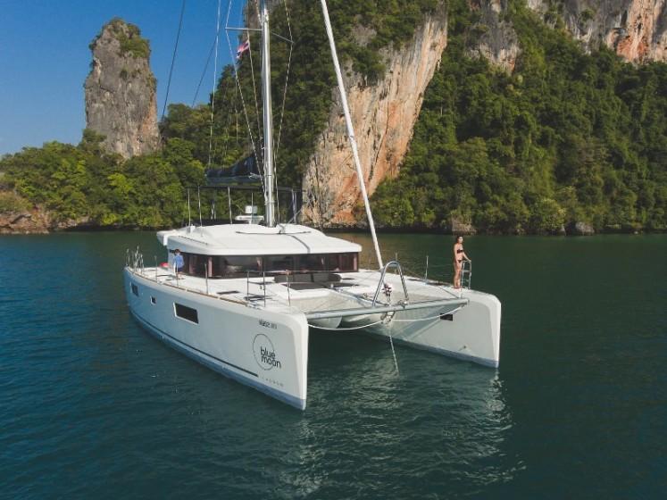 Rent Lagoon 52F in Thailand - Sailica
