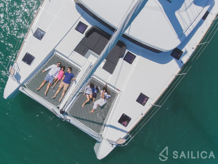 Lagoon 52F - Sailica Yacht Booking System #5