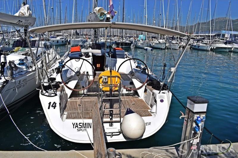 Rent Beneteau First 45 in Croatia - Sailica