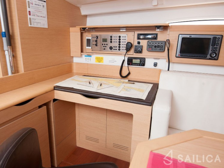 First 45 - Yacht Charter Sailica