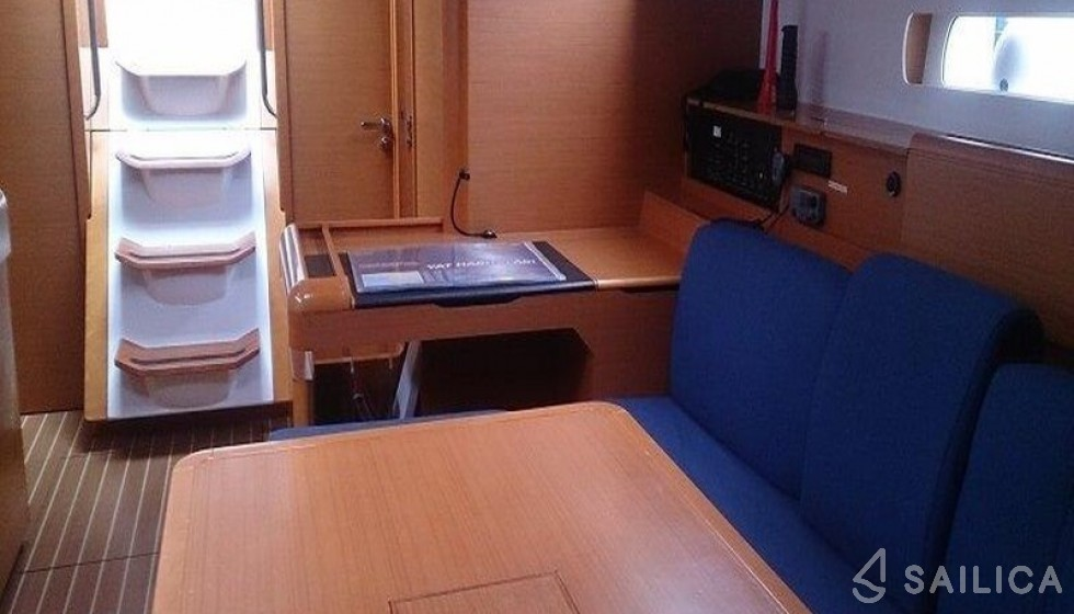Sun Odyssey 509 - Sailica Yacht Booking System #4