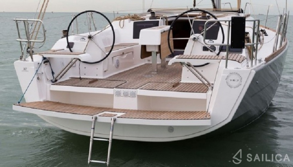 Dufour 382 - Sailica Yacht Buchungssystem #4