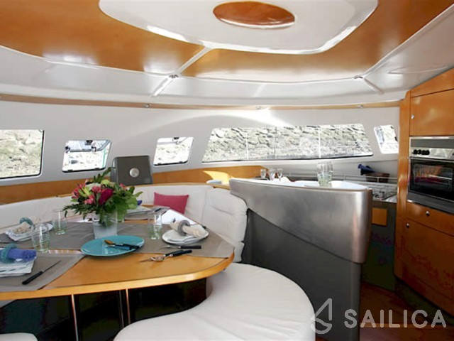 Bahia 46 - Yacht Charter Sailica