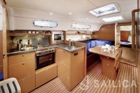 Miete Bavaria 35 Cruiser in Schweden - Sailica
