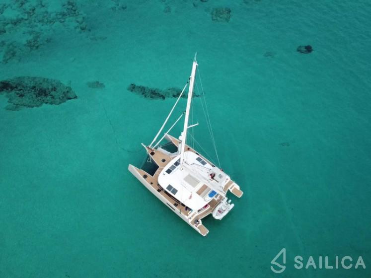 Neel 51 - Yacht Charter Sailica