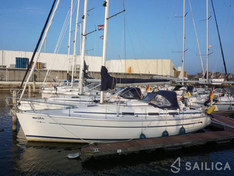 Bavaria 36 Cruiser - Yacht Charter Sailica