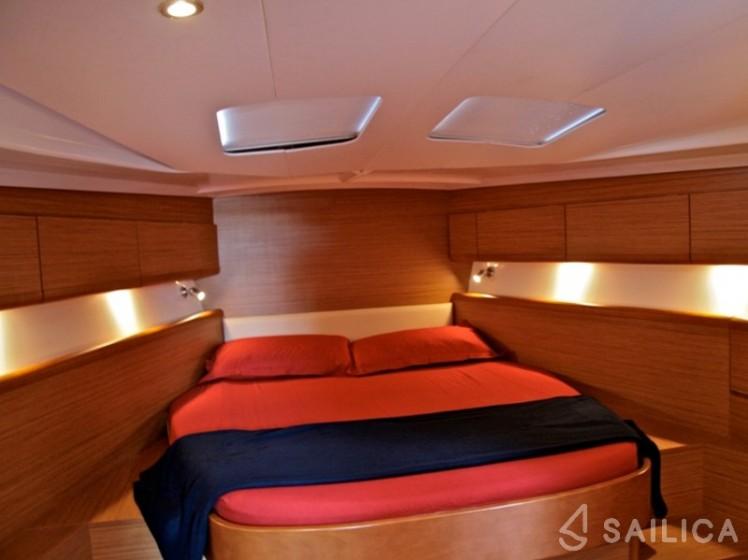Sun Odyssey 49i - Sailica Yacht Booking System #7