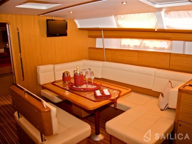 Sun Odyssey 49i - Sailica Yacht Booking System #5