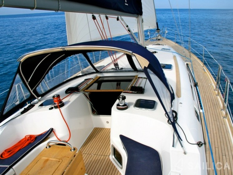 Rent Sun Odyssey 49i in Italy - Sailica
