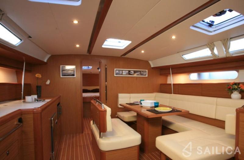 Sun Odyssey 49i - Sailica Yacht Booking System #4