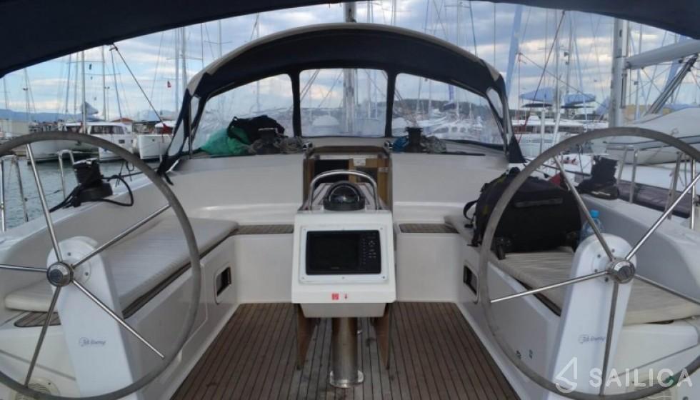 Rent Bavaria Cruiser 51 in Croatia - Sailica