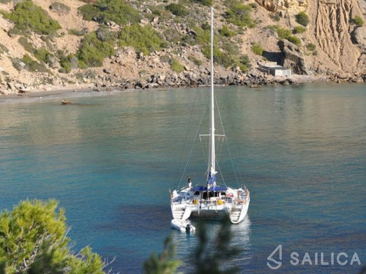 Lagoon 560 - Sailica Yacht Booking System #7