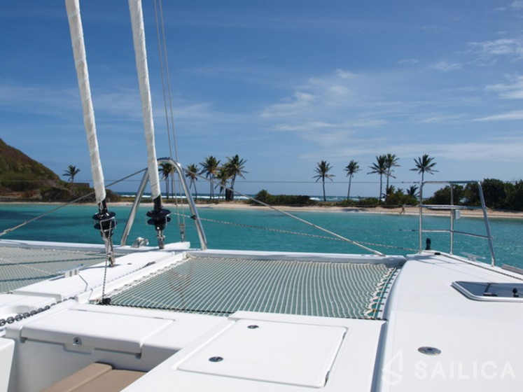 Lagoon 560 - Sailica Yacht Booking System #9
