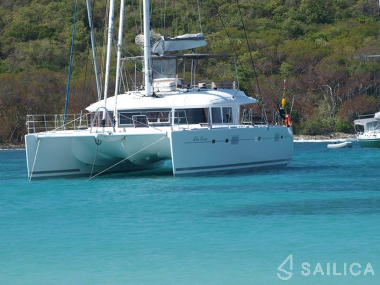 Lagoon 560 - Sailica Yacht Booking System #8