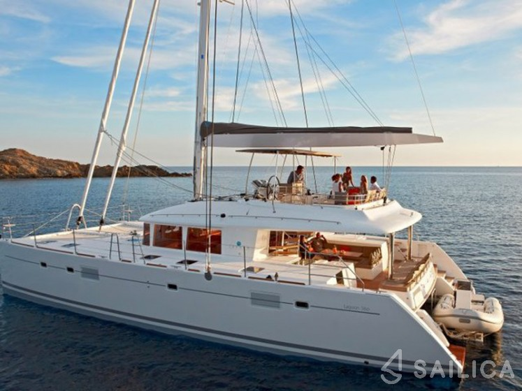 Lagoon 560 - Sailica Yacht Booking System #5