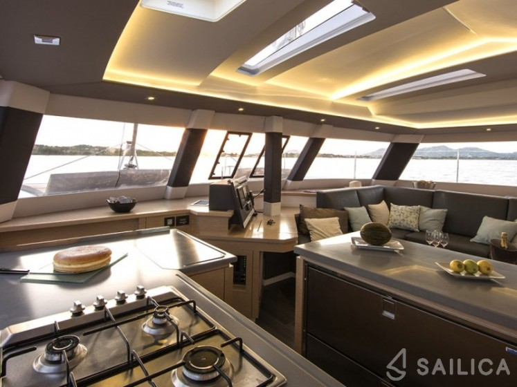 Saba 50 - Sailica Yacht Booking System #10