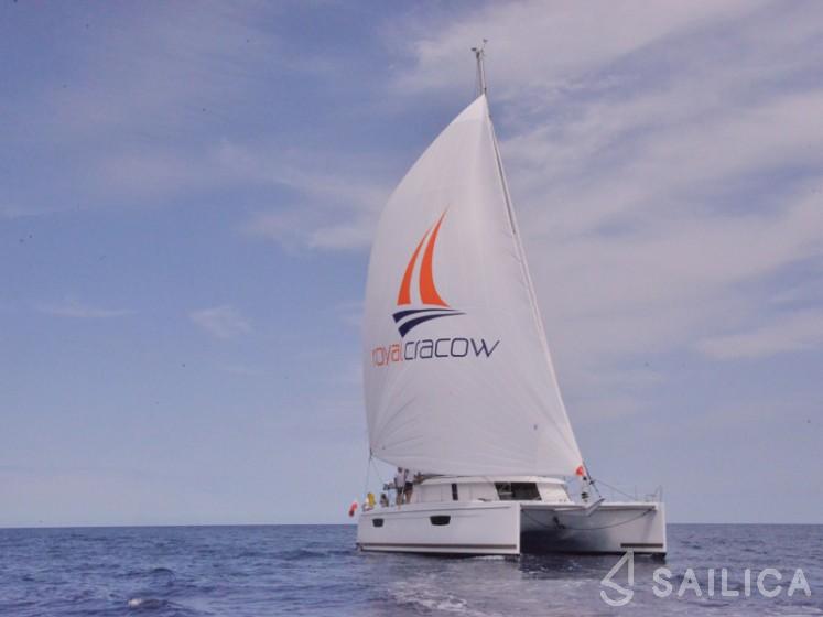 Saba 50 in Marina di Olbia - Sailica
