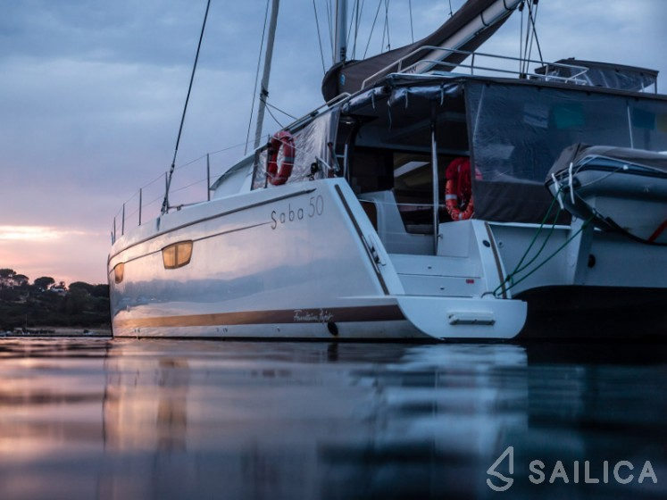 Saba 50 - Sailica Yacht Booking System #4