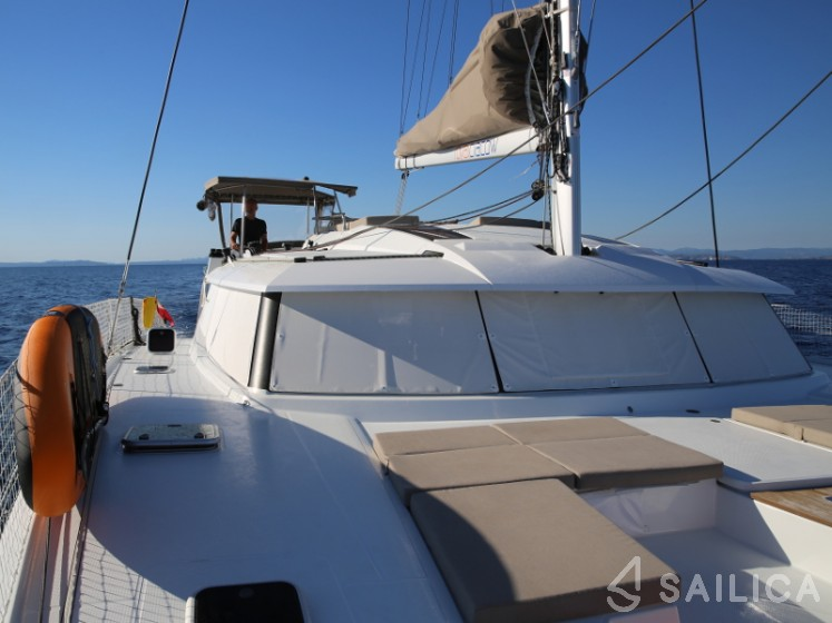 Saba 50 - Sailica Yacht Booking System #6