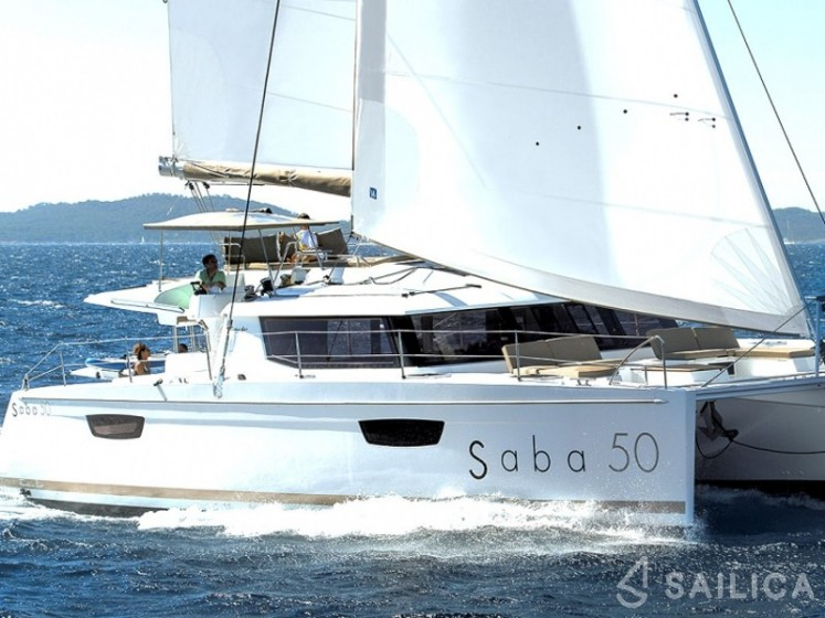 Rent Saba 50 in Italy - Sailica