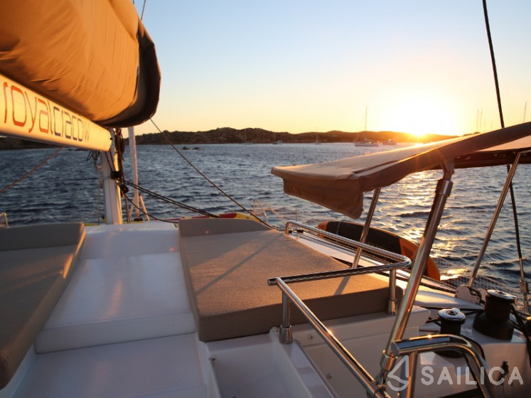 Saba 50 - Sailica Yacht Booking System #8