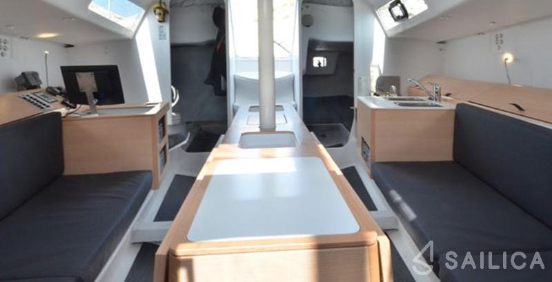 Pogo 30 - Sailica Yacht Booking System #4