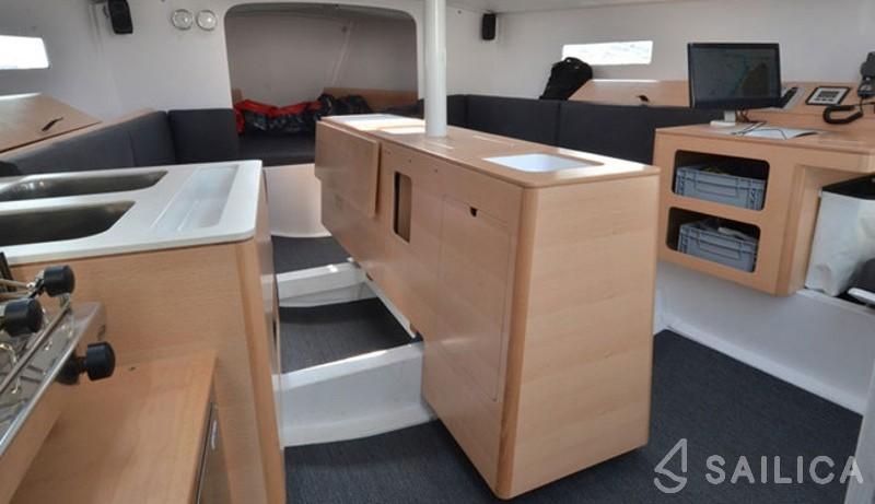 Pogo 30 - Sailica Yacht Booking System #5