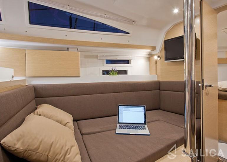 Elan 35 Impression - Sailica Yacht Booking System #6