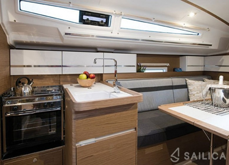Elan S3 - Sailica Yacht Booking System #7