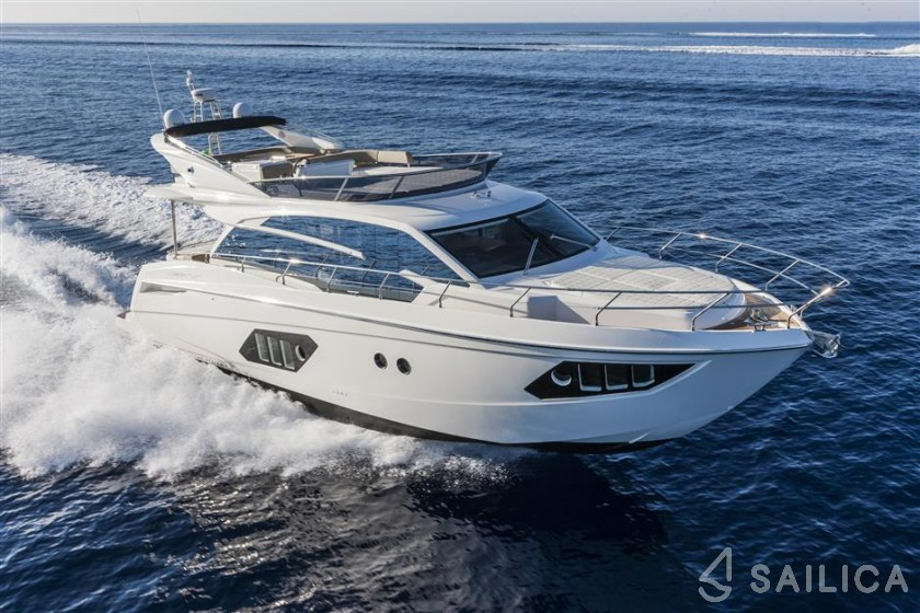 Absolute 52 FLY in Marina Port Vell - Sailica