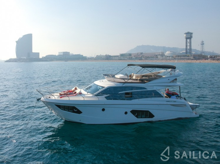 Absolute 52 FLY - Yacht Charter Sailica