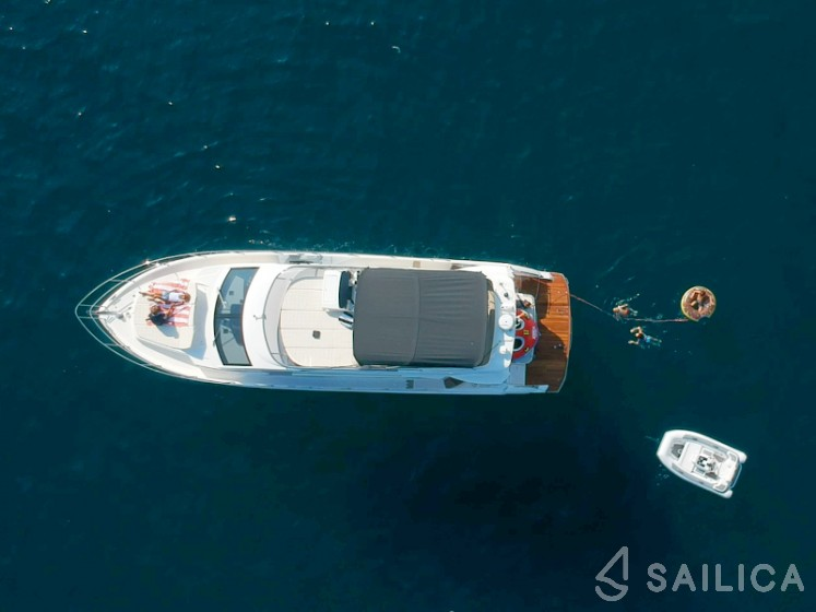 Absolute 52 FLY - Sailica Yacht Booking System #9