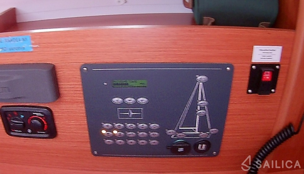 Bavaria Cruiser 46 C - Sailica Yacht Booking System #20