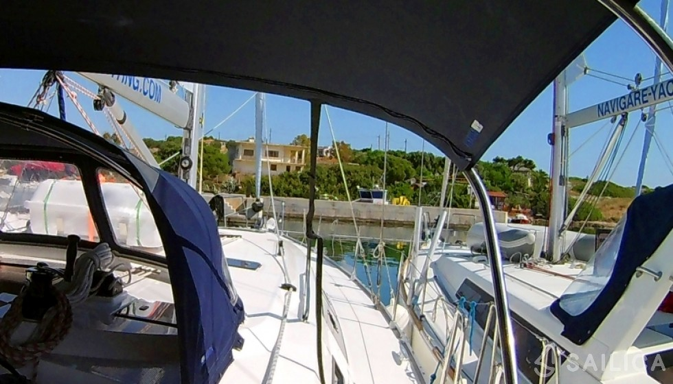 Bavaria Cruiser 46 C - Sailica Yacht Booking System #14