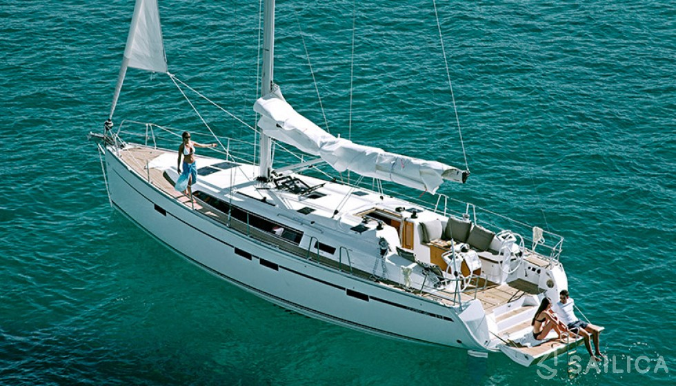 Bavaria Cruiser 46 C - Jachtcharter Sailica