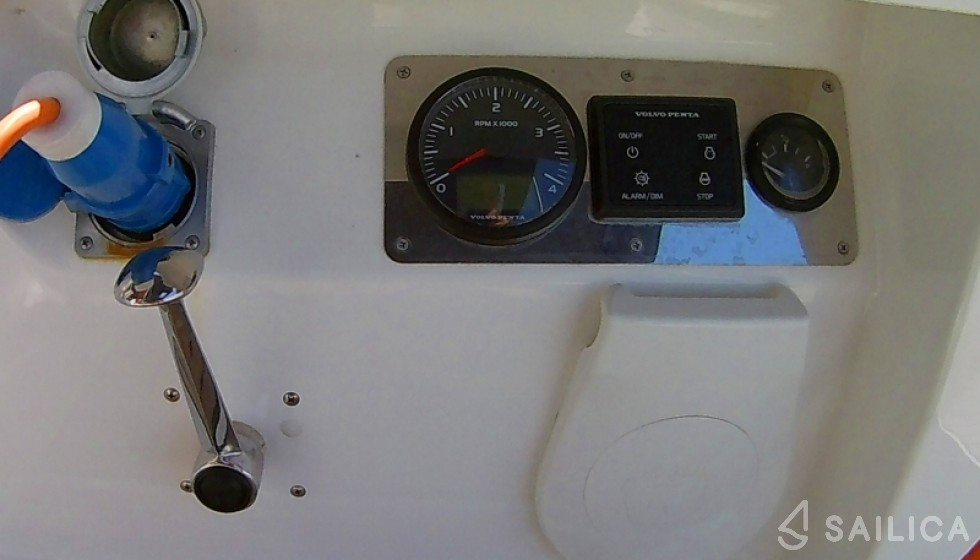 Bavaria Cruiser 46 C - Sailica Yacht Booking System #25