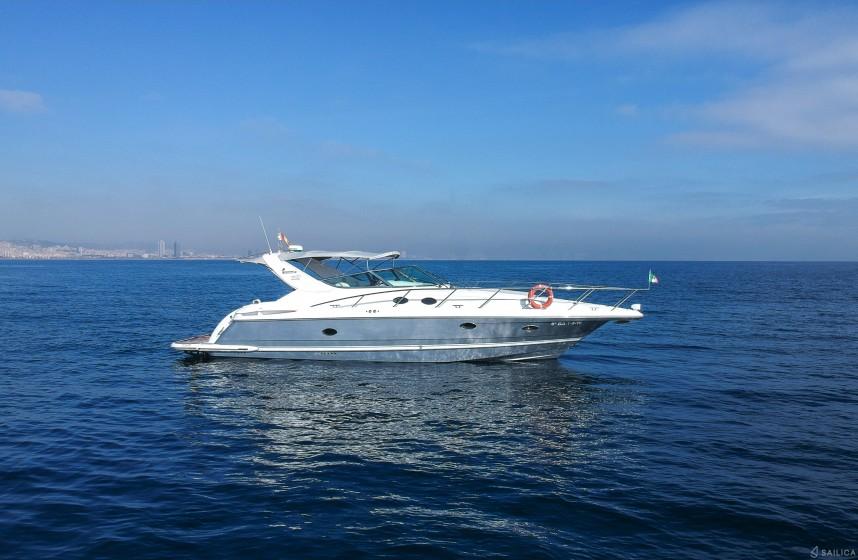 Mustang 46 Sport - Yacht Charter Sailica