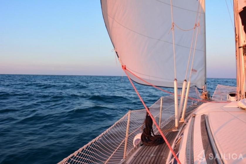 Elan 38 - Yacht Charter Sailica