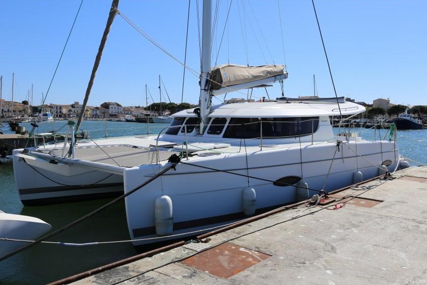 Lipari 41 - Yacht Charter Sailica