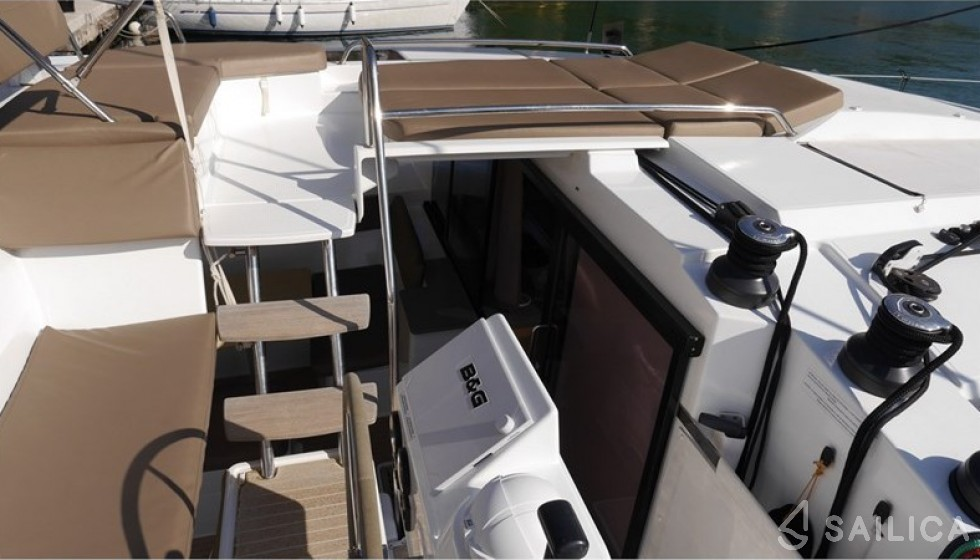Helia 44 (3 cab) - Sailica Yacht Booking System #5