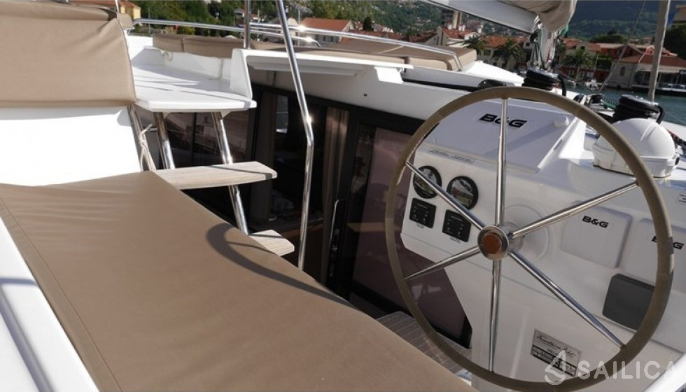 Helia 44 (3 cab) - Sailica Yacht Booking System #6