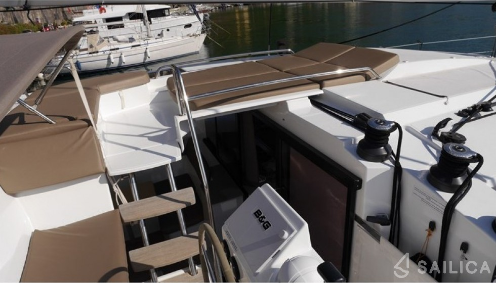 Helia 44 (3 cab) - Sailica Yacht Booking System #7