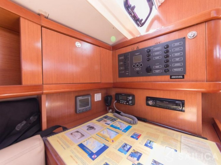 Oceanis 31 - Sailica Yacht Booking System #8