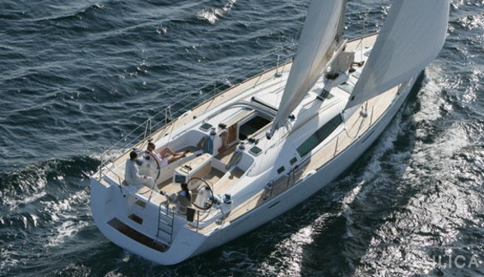 Oceanis 50 Family 4 cab - Yacht Charter Sailica