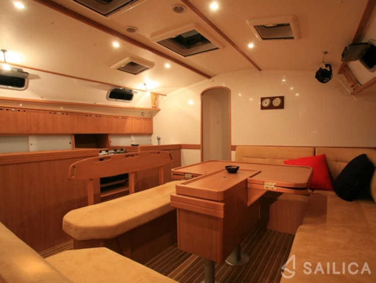 Harmony 34 - Sailica Yacht Booking System #11