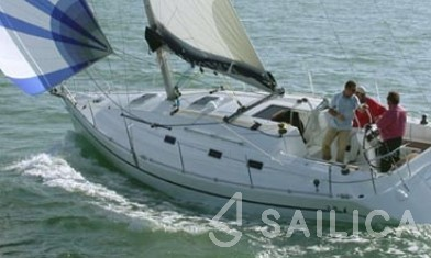 Harmony 34 - Sailica Yacht Booking System #12