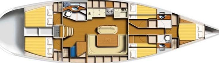 Harmony 34 - Yacht Charter Sailica