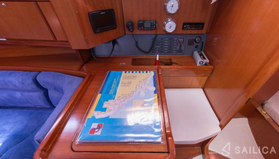Dufour 365 Grand Large - Yacht Charter Sailica